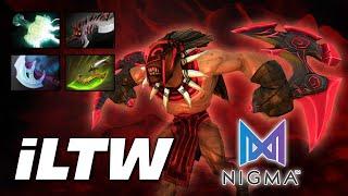 Nigma.iLTW Bloodseeker Hard Game - Dota 2 Pro Gameplay [Watch & Learn]