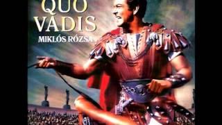 Quo Vadis Original Film Score CD 2- 12 Hail Galba