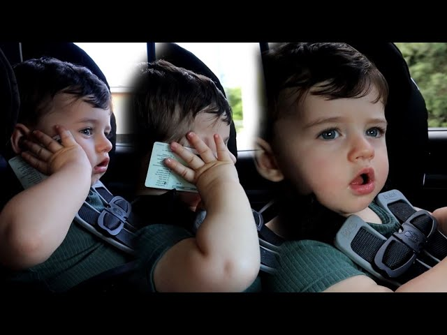 Download OUR BABY NOAH TRYING TO TALK ON THE PHONE *SO CUTE* MP3 Gratis
