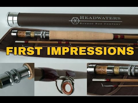 Bamboo On a Budget! BEST Bamboo Fly Fishing Rod under $400