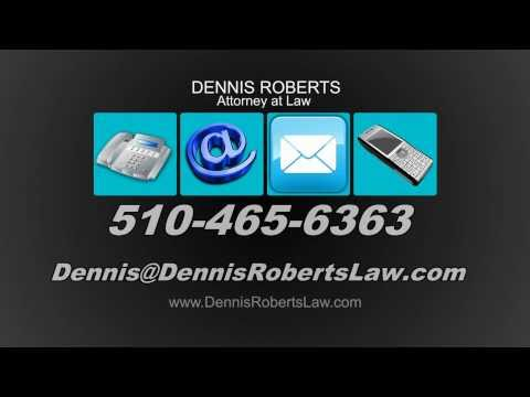 Oakland Criminal Defense - Dennis Roberts Attorney at Law (510) 465-6363