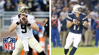 Drew Brees Saved by the Saints