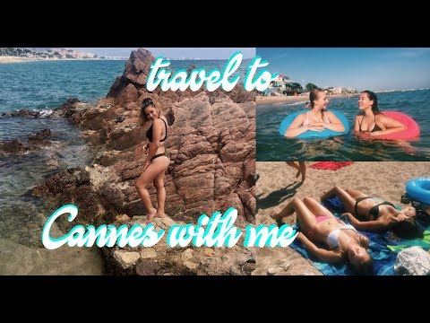 TRAVEL VLOG - CANNES, FRANCE