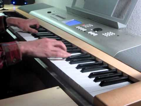 Practicing Piano: Grieg - Holberg Suite Prelude
