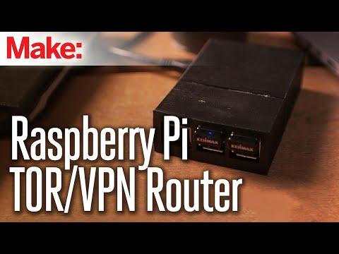 Raspberry Pi TOR/VPN Router