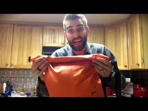 ★★★★★ ECOdept Lightweight Waterproof Dry Bag ~ Shoulder Strap ~ - Amazon
