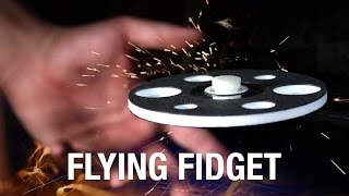 Download FLYING FIDGET SPINNER, yes really! | GIACO Video