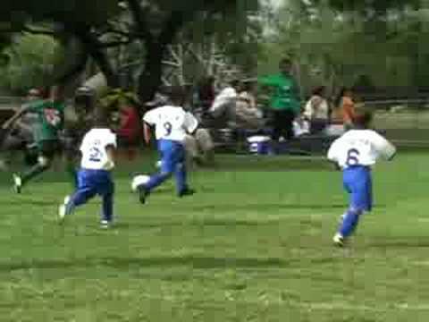 Kids Soccer Coaching 3, 4, 5, 6, U4, U6