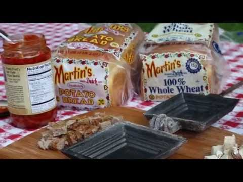 Campfire Food: Sausage Mountain Pie
