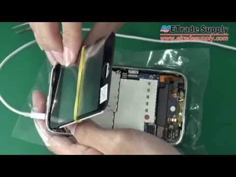 iPhone 3GS&4 small components testing