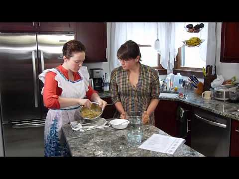 Matzo Ball Soup Recipe from Burgenland