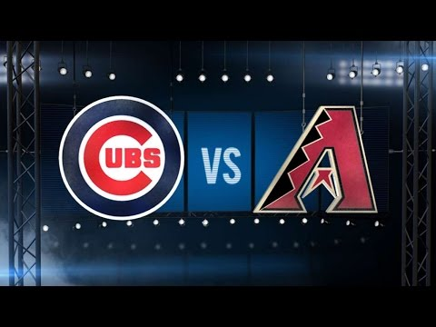 5/23/15: Rizzo erupts as Cubs snap D-backs' streak