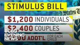Senate reaches deal on $2 trillion coronavirus stimulus bill