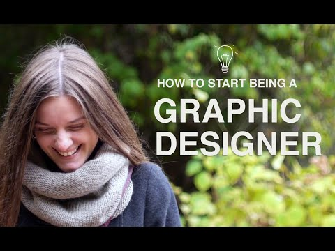 How To: Start Being a Graphic Designer