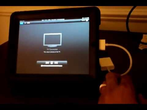 Home Sharing iTunes Movie to iPad and TV