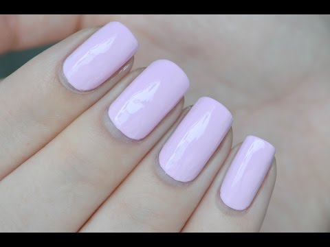 How to Paint Your Nails Salon Like ~ nailsbyLaura