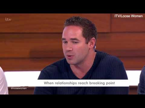 Kieran Hayler discusses his sex addiction treatment