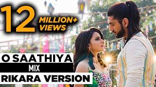 Download O Saathiya | Ishqbaaz Song | Rikara Romance | Omkara and Gauri | Shrenal | Screen Journal