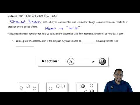 Understanding Chemical Kinetics