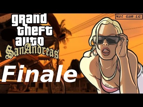 Let's Play Grand Theft Auto San Andreas Finale: End of the line
