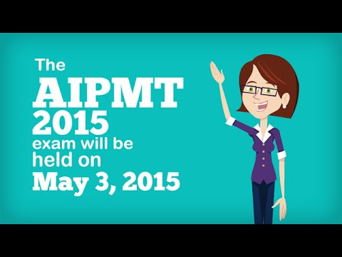 AIPMT 2015 exam dates announced