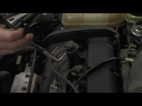2002 Focus Rough Idle (Diagnosed with Launch CRP TouchPro)