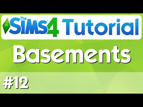 The Sims 4 Tutorial - #12 - Basements