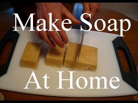 How To Make Homemade Soap At Home Ready To Use Immediately