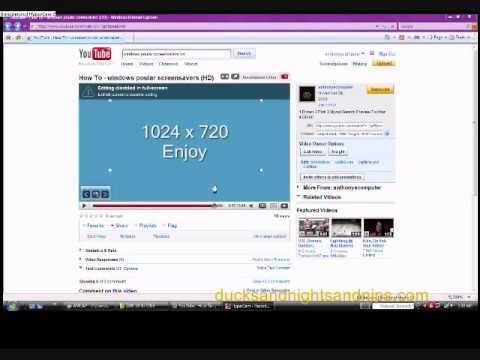 How To Covernet (Flash Player YouTube and MeaterVideo) Embed Full Screen