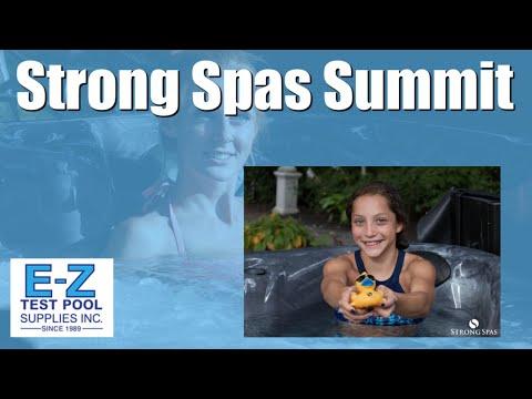 Strong Spas Summit Plus Series SL40