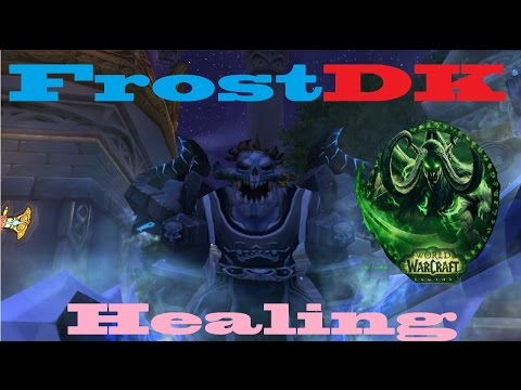 7.1 Frost DK Healing Guide - One Button Full Heal Macro - Viewer Requested