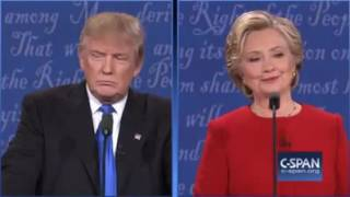 Donald Trump destroys Hillary Clinton on emails at the first Presidential Debate 9/26/16