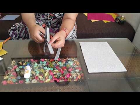 How to make decorative paper/file folders