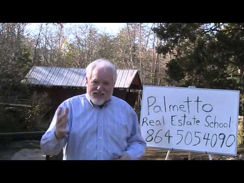 Get A South Carolina Real Estate License