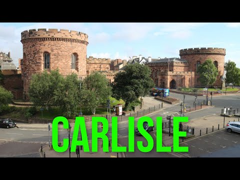 Places To Live In The UK - City Of Carlisle , Cumbria , CA1 , ENGLAND