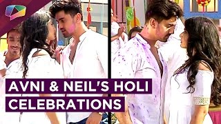 Avni And Neil Celebrate Holi Together   Avni's Masterplan Failed   Naamkaran   Star Plus