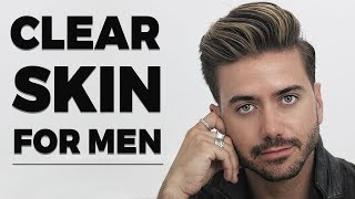 HOW TO WASH YOUR FACE PROPERLY | Men