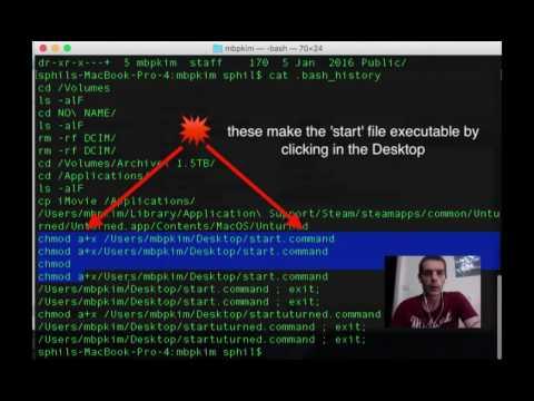 Hack That Mac 2: Bash & Root
