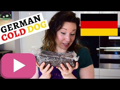GERMAN KALTER HUND Recipe | Cold Dog Recipe | No-Bake Chocolate Biscuit Cake from GDR