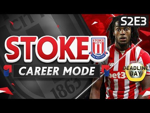 FIFA 16 Stoke Career Mode - DEADLINE DAY! WORLD BEATER?!  - S2E3