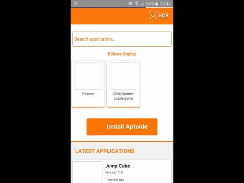 Download application on Samsung without using Play Store or Galaxy Apps