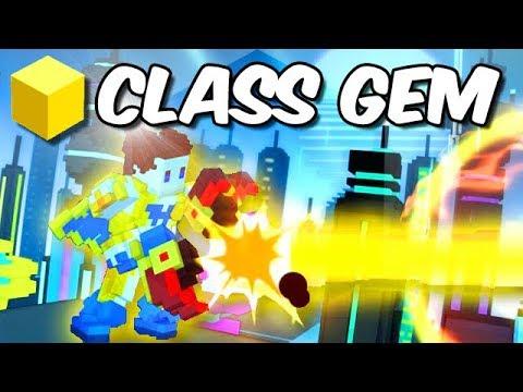 Trove - HEROES Update - Vanguardian's CLASS GEM & RAMPAGE in Luminopolis! | Part 3