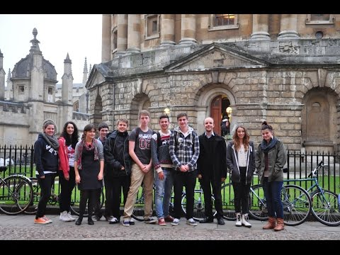 Oxford University Campus Tour
