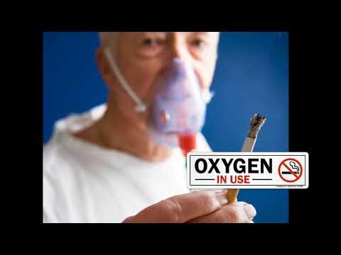 Home Oxygen Burn Awareness Week
