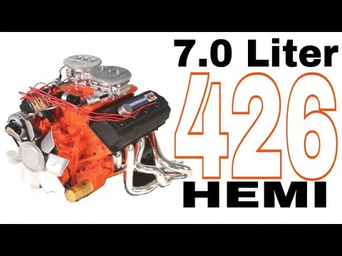WILL THE 426 HEMI REPLACE 392 HEMI???