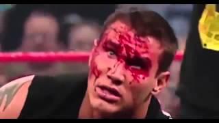 Mick Foley vs Randy Orton Wwe Backlash 2004 No holds barred
