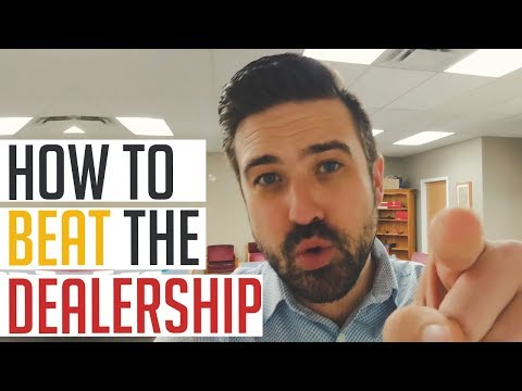 How To Negotiate A Car Deal - How to Buy a New Car