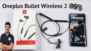 Oneplus Bullets Wireless 2 Review ll in Telugu ll