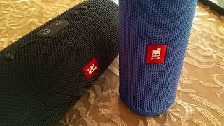 CONNECT THE JBL GO AND THE JBL CHARGE 3 SO THEY PLAY