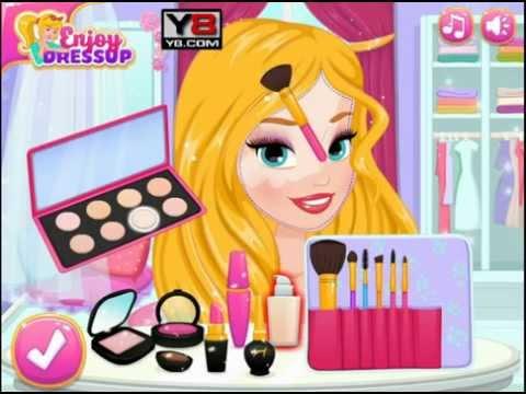 Girl makeover y8 Games for